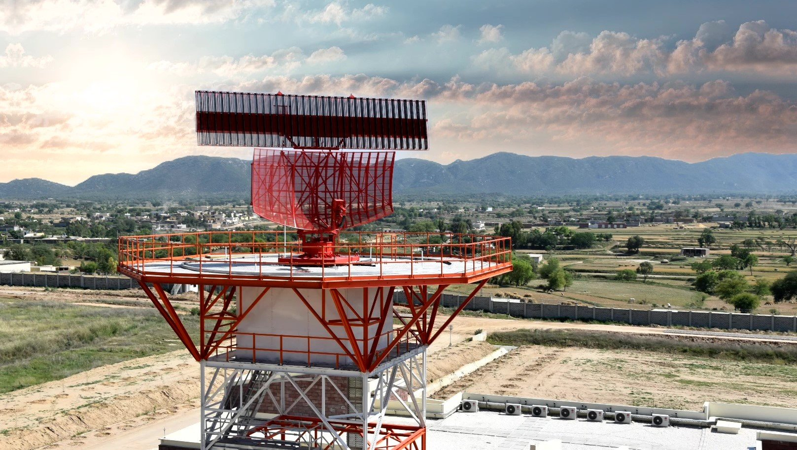 ELDIS trained Chinese radar operators due to the pandemic by on-line way
